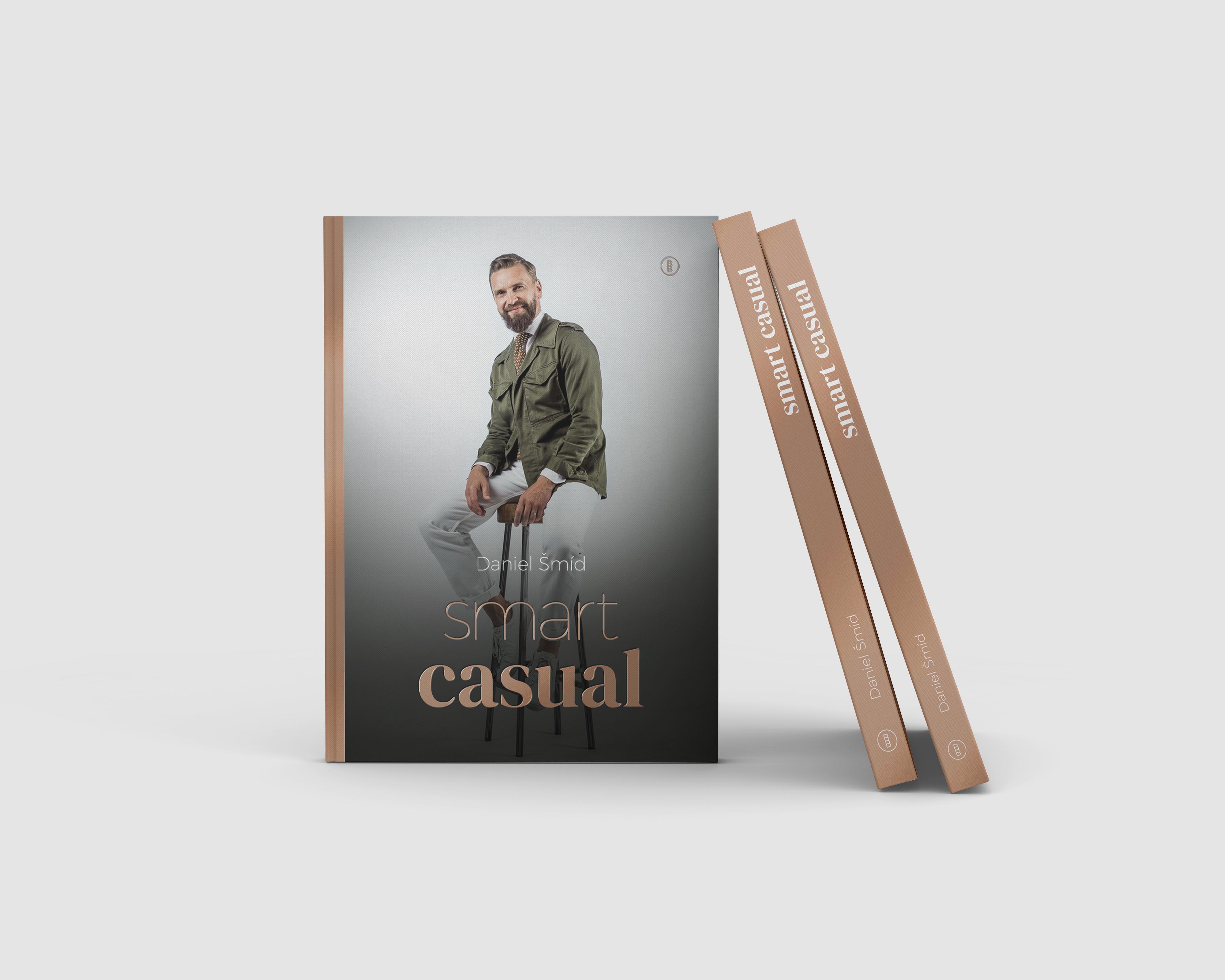 První kniha o fenoménu Smart Casual již v prodeji!