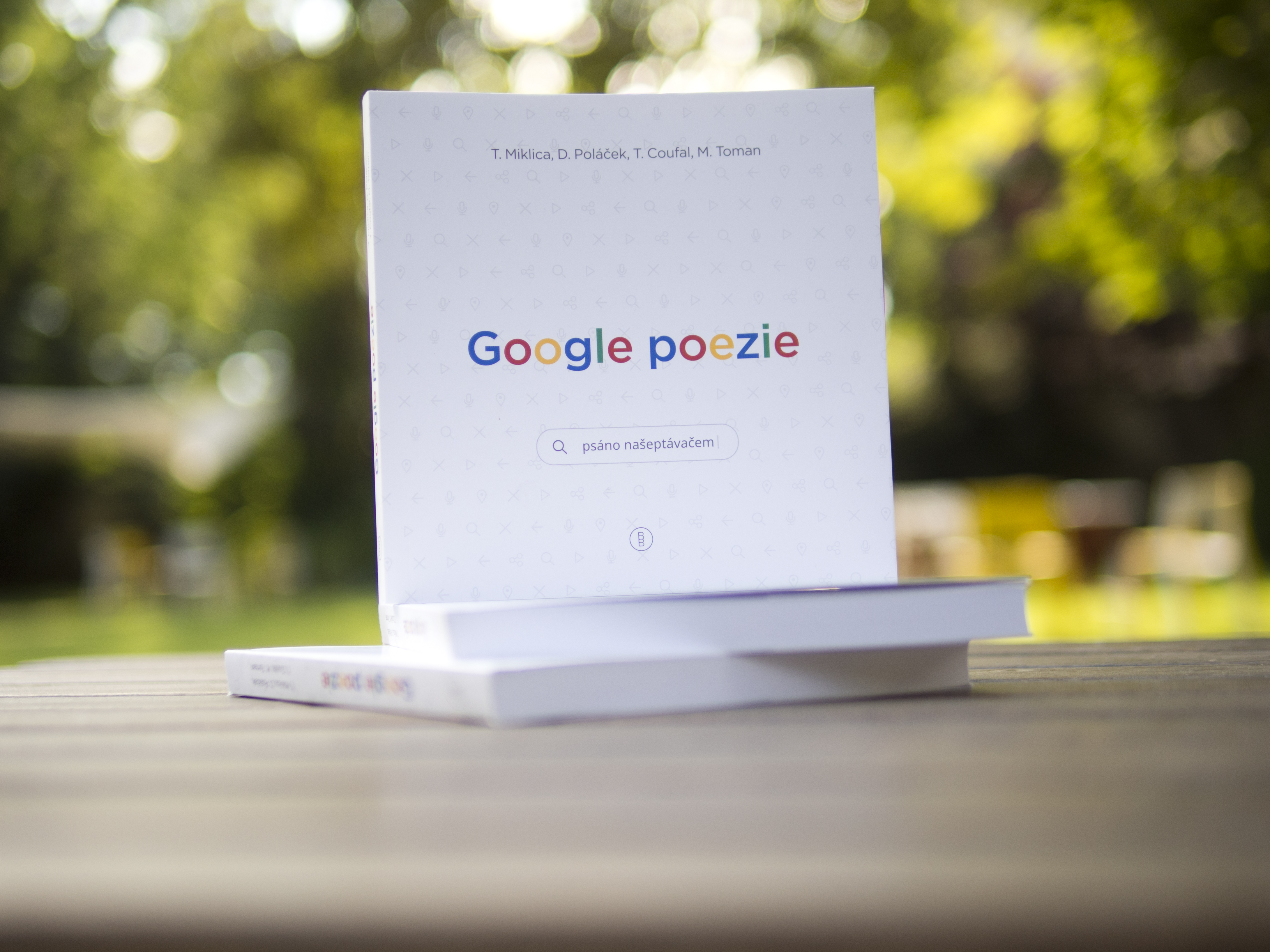 Google poezie: Psáno našeptávačem